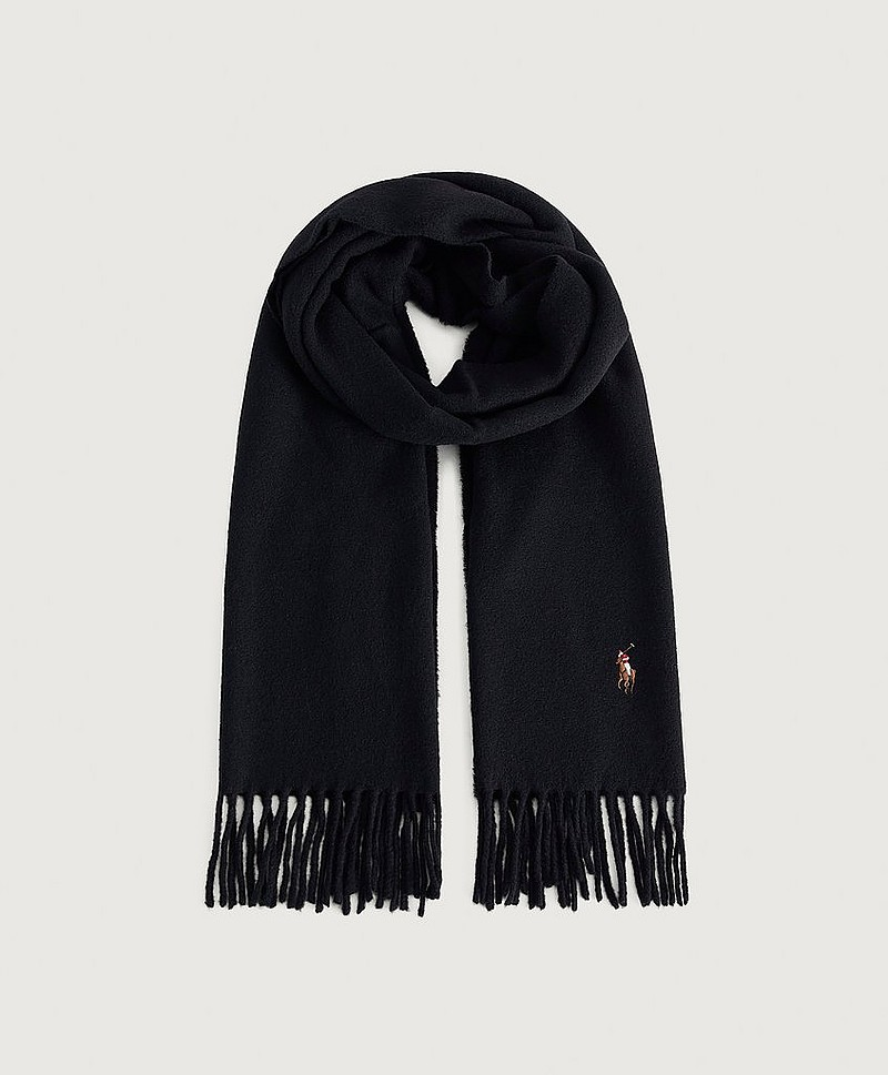 Signature Wool scarf