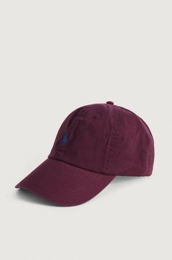 Polo Ralph Lauren Keps Classic Sport cap Röd
