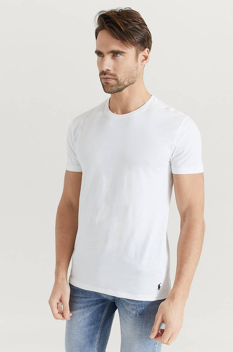 T-shirt 3-pack Short Sleeve Crew