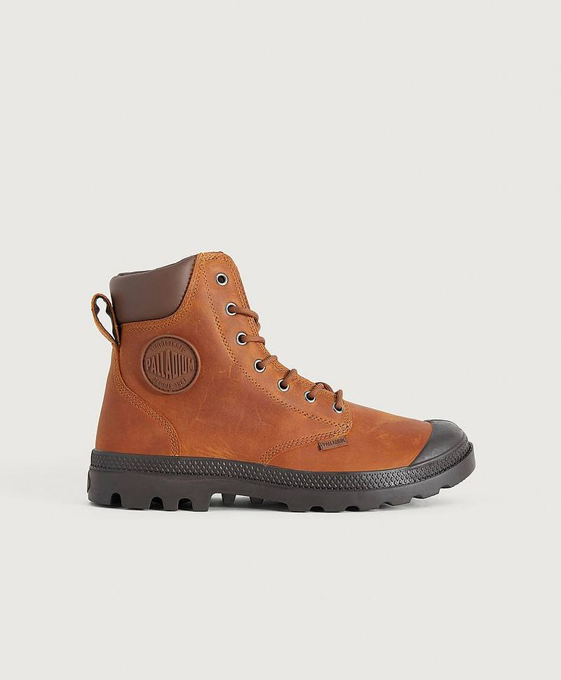 Boots Pampa Sport Cuff WP LUX