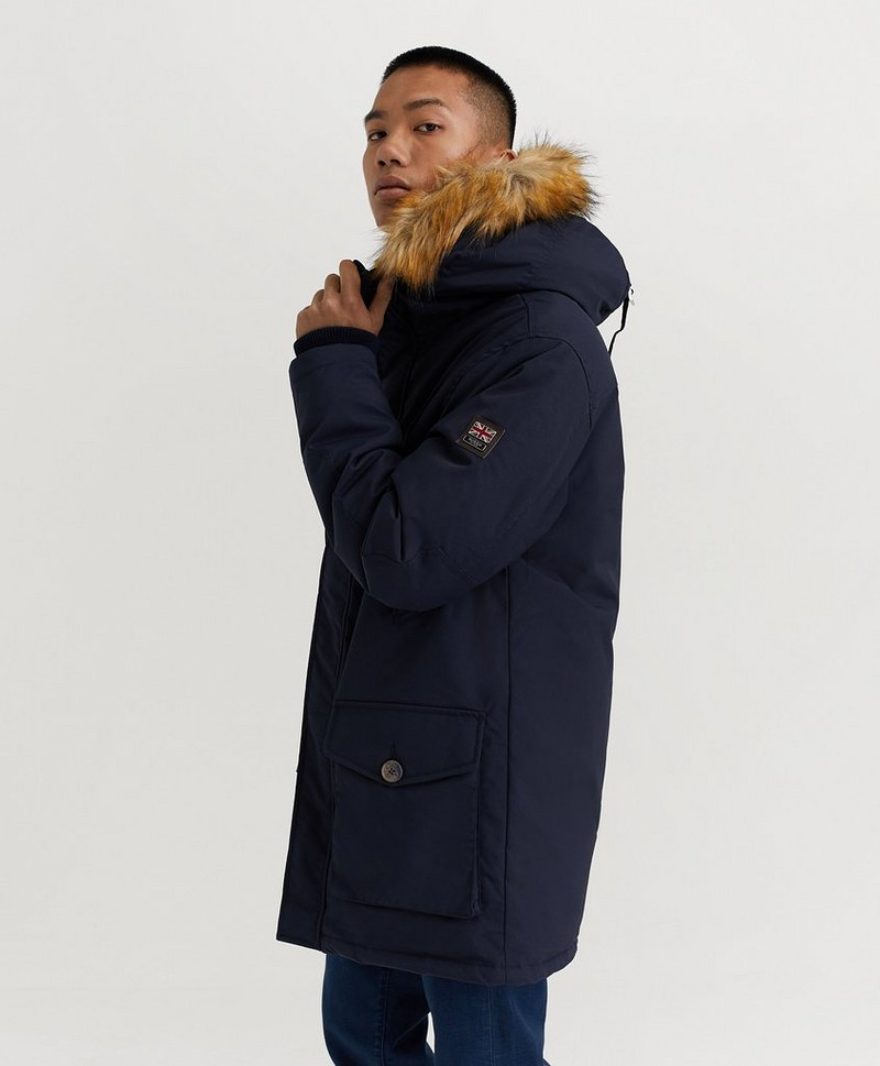 Wiltshire Parka Fake Fur