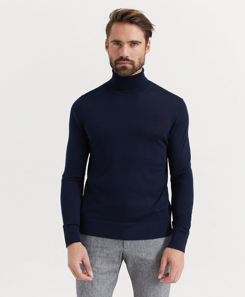 Polotröja Flemming Turtle Neck 3111