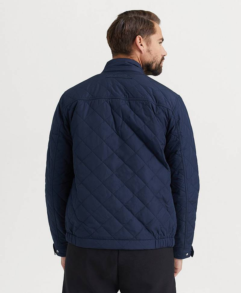 JAKKE D1 The Quilted Windcheater