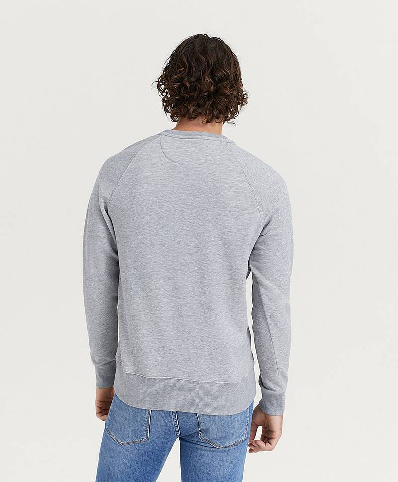 D1 Gant Lock-Up C-neck Sweat
