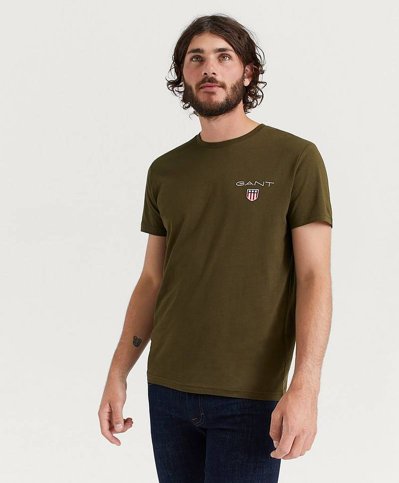 Medium Shield SS T-shirt