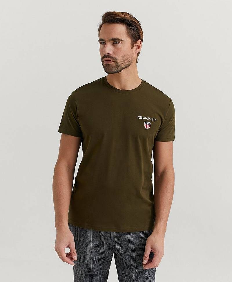 T-Shirt MEDIUM SHIELD SS T-SHIRT