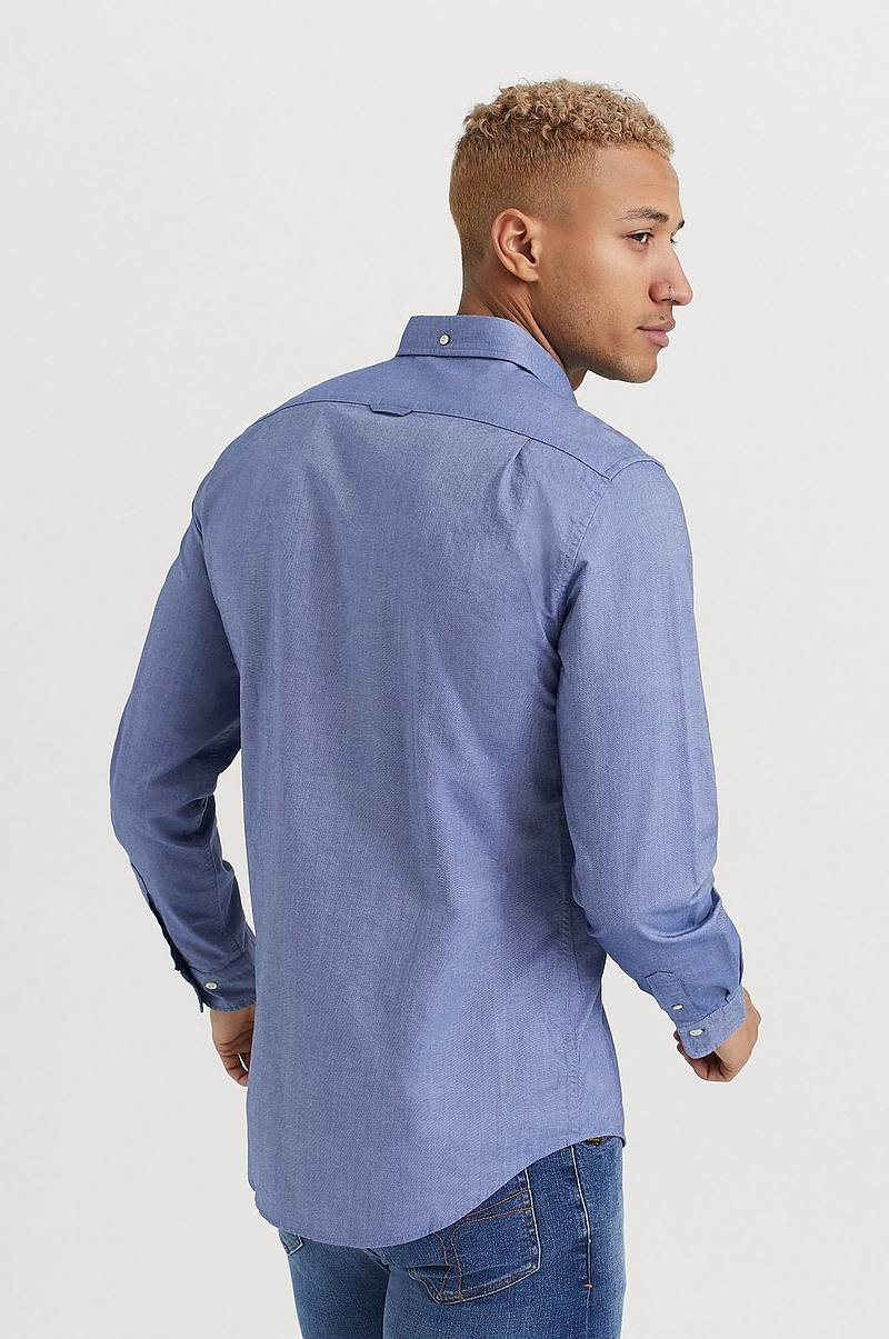 SKJORTA The Oxford Shirt Slim BD