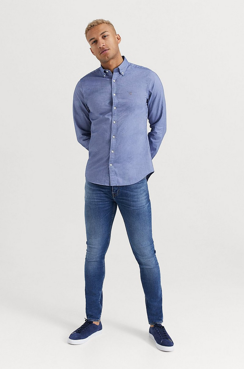SKJORTE The Oxford Shirt Slim BD
