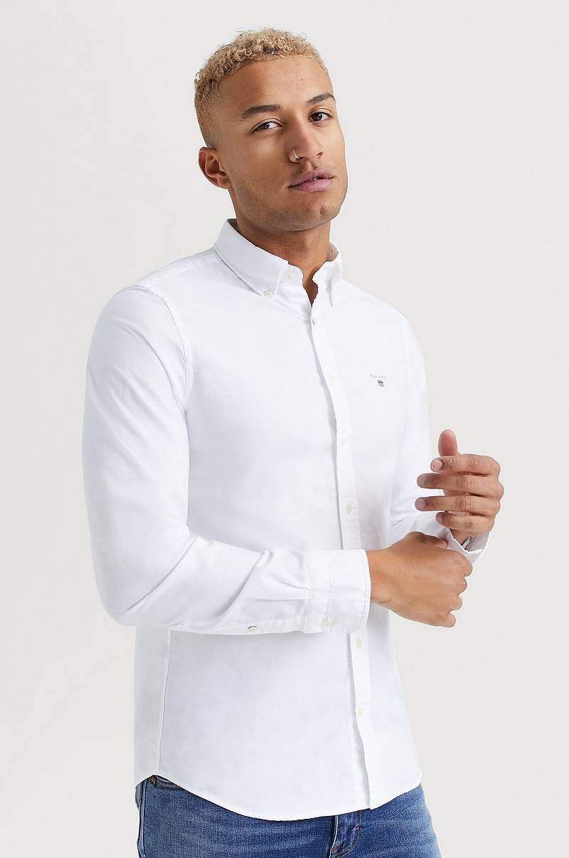 KAULUSPAITA The Oxford Shirt Slim BD