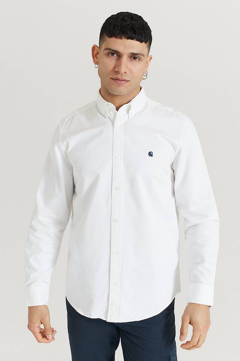 Skjorte L/S Madison Shirt