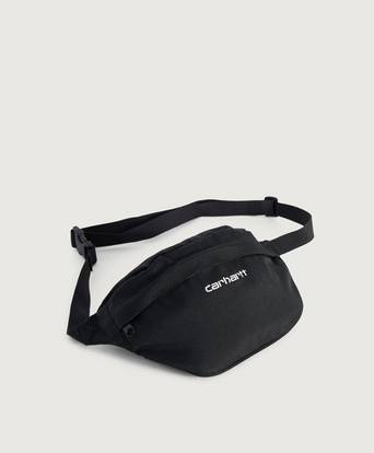 Carhartt WIP Axelremsväska Payton Hip Bag Svart