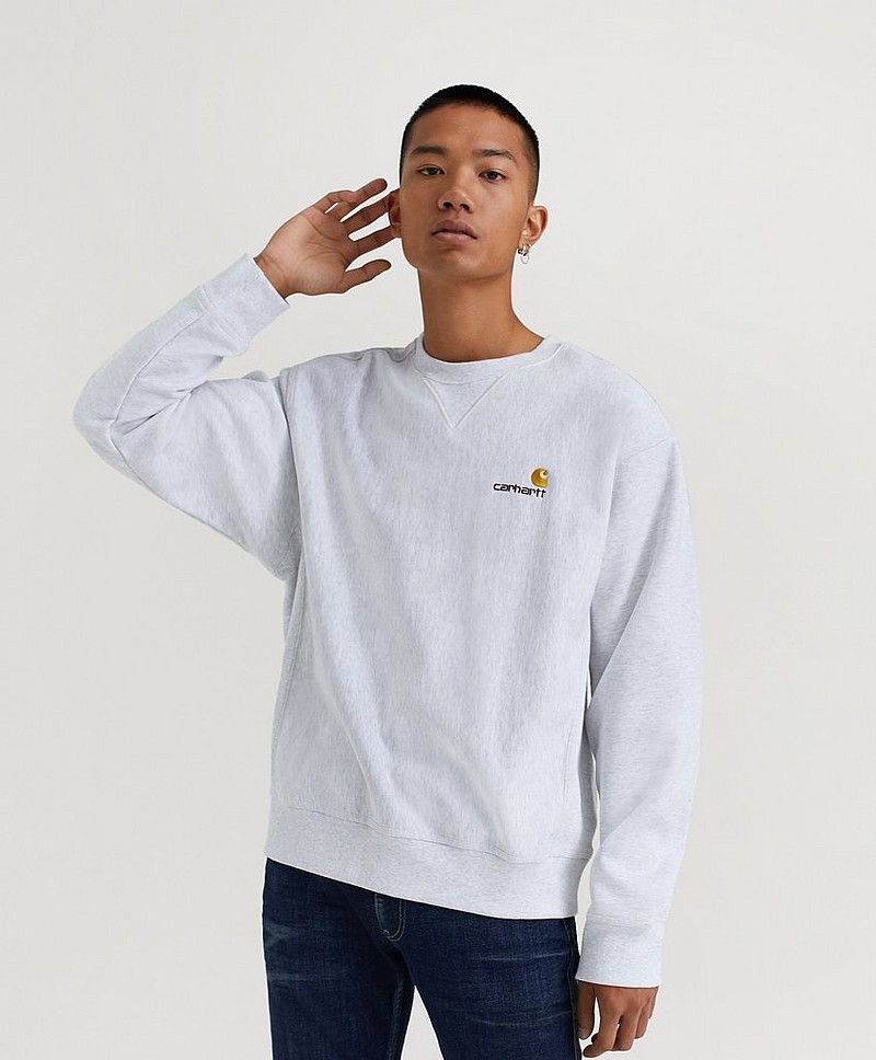 Sweatshirt American Script Sweat