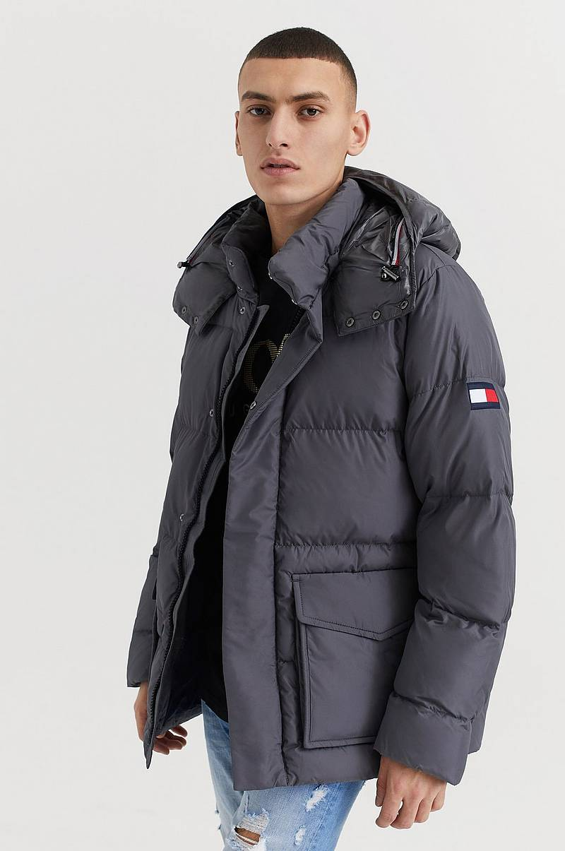 Jakke Tommy Hooded Bomber