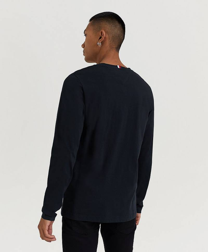 Genser Tommy Hilfiger Long Sleeve Tee