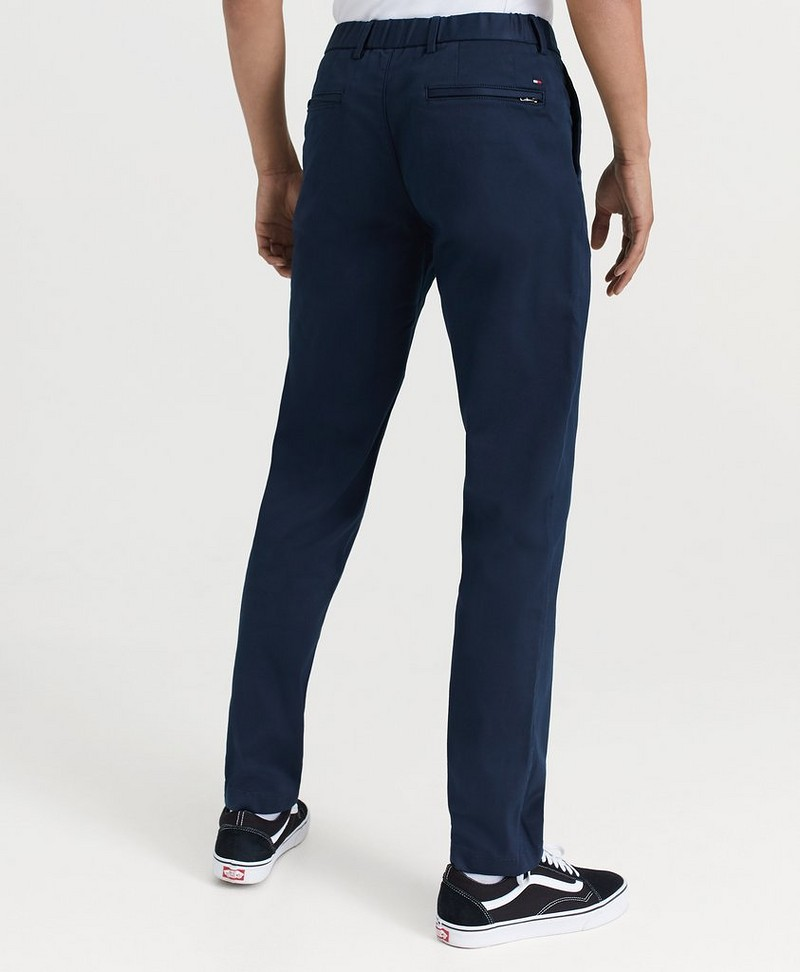 Chinos Tapered Tech Stretch Twill Flex