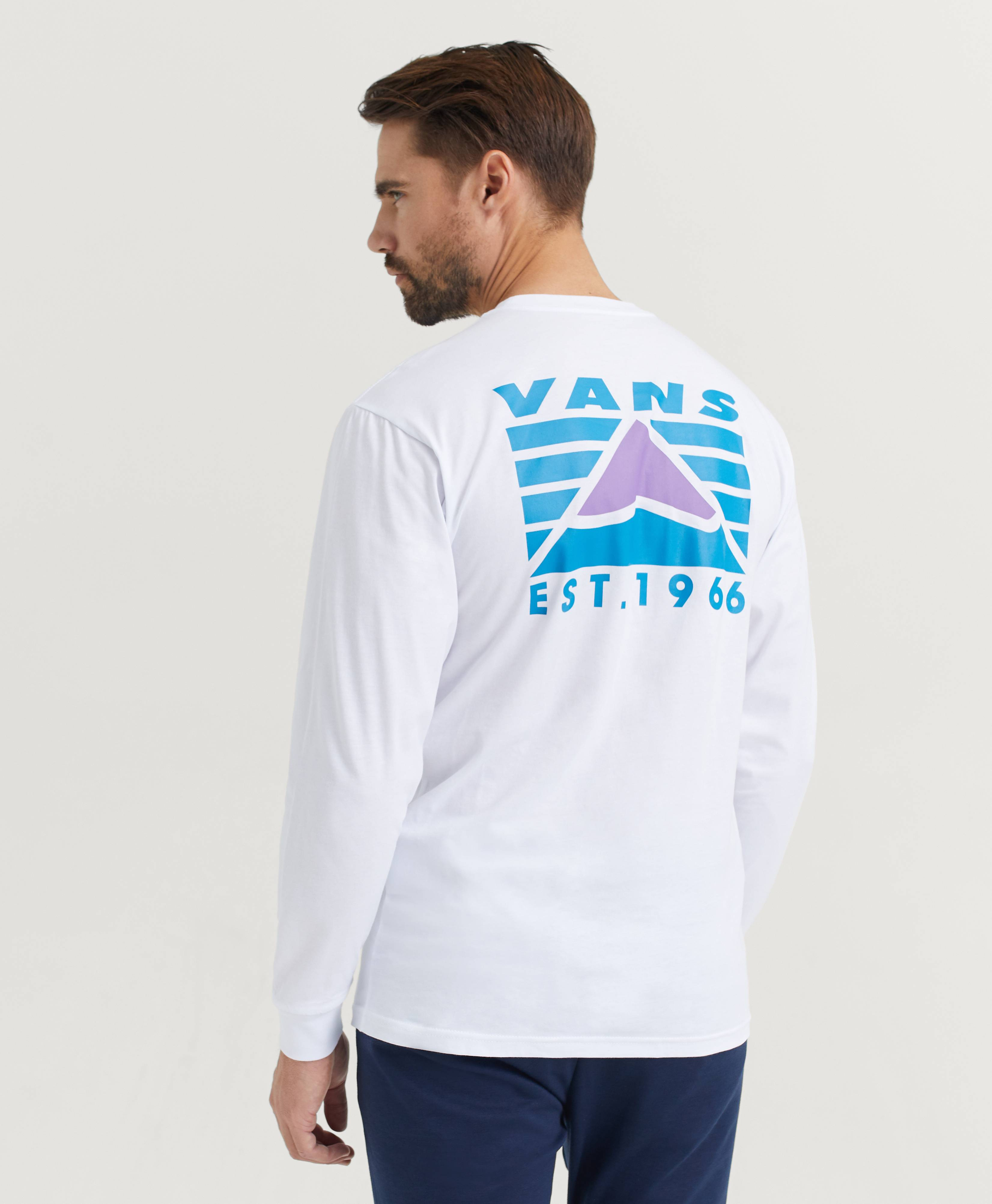 Vans Långärmad T shirt Hi Point LS