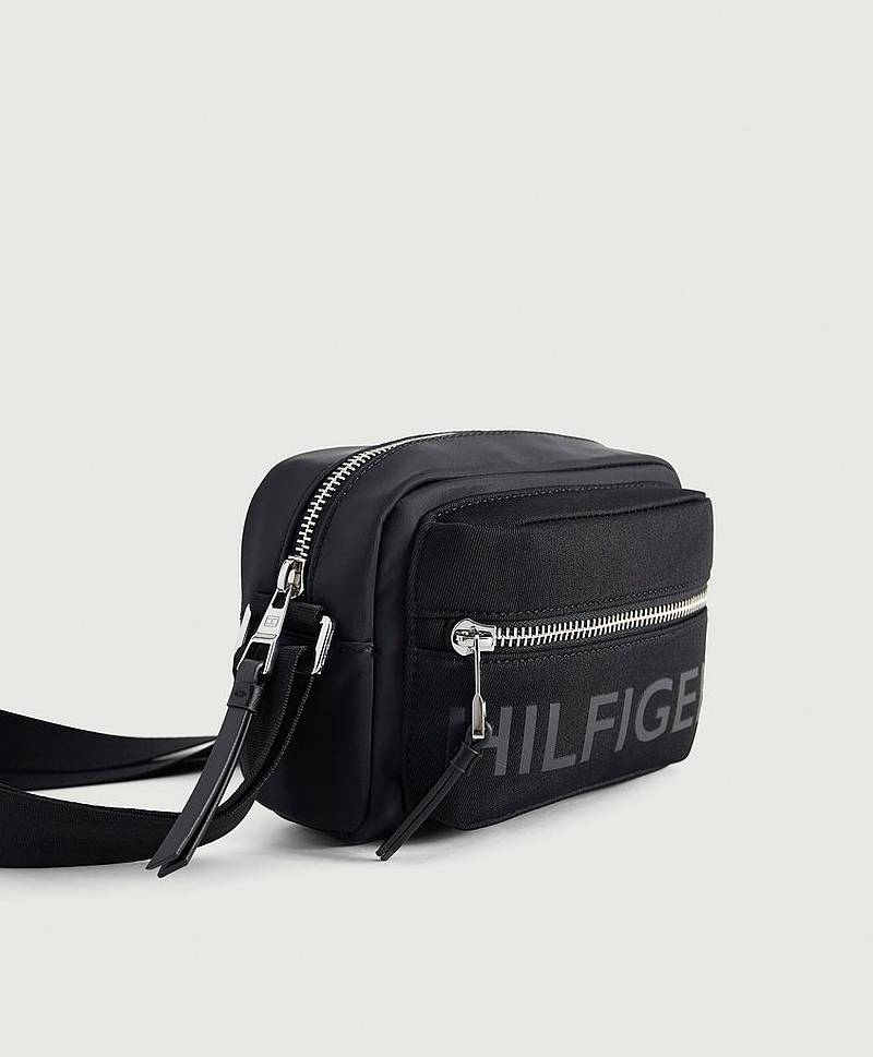 VESKE Bold Nylon Mini Camera Bag