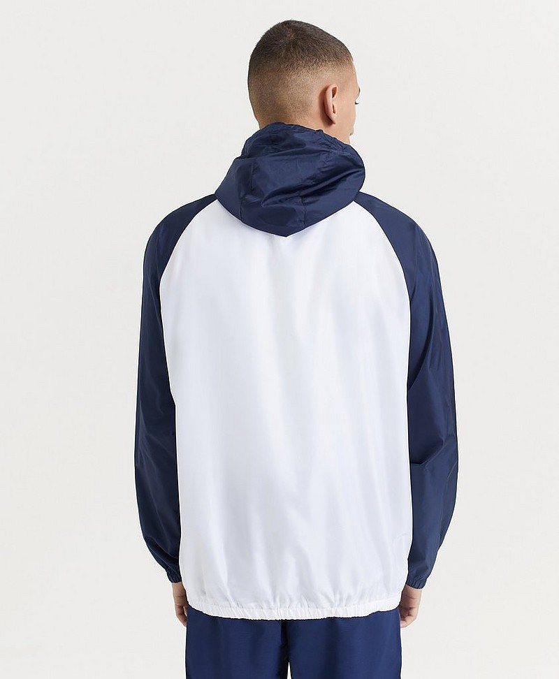 Anorak Woven Jacket With Tape