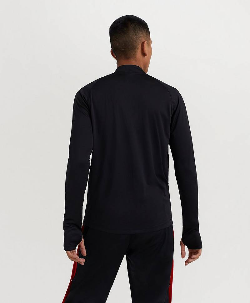 Genser 1/4 Zip Base Layer Tee
