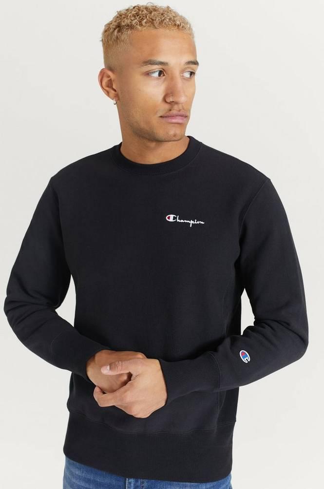 Collegepusero Small Script Crewneck Sweatshirt