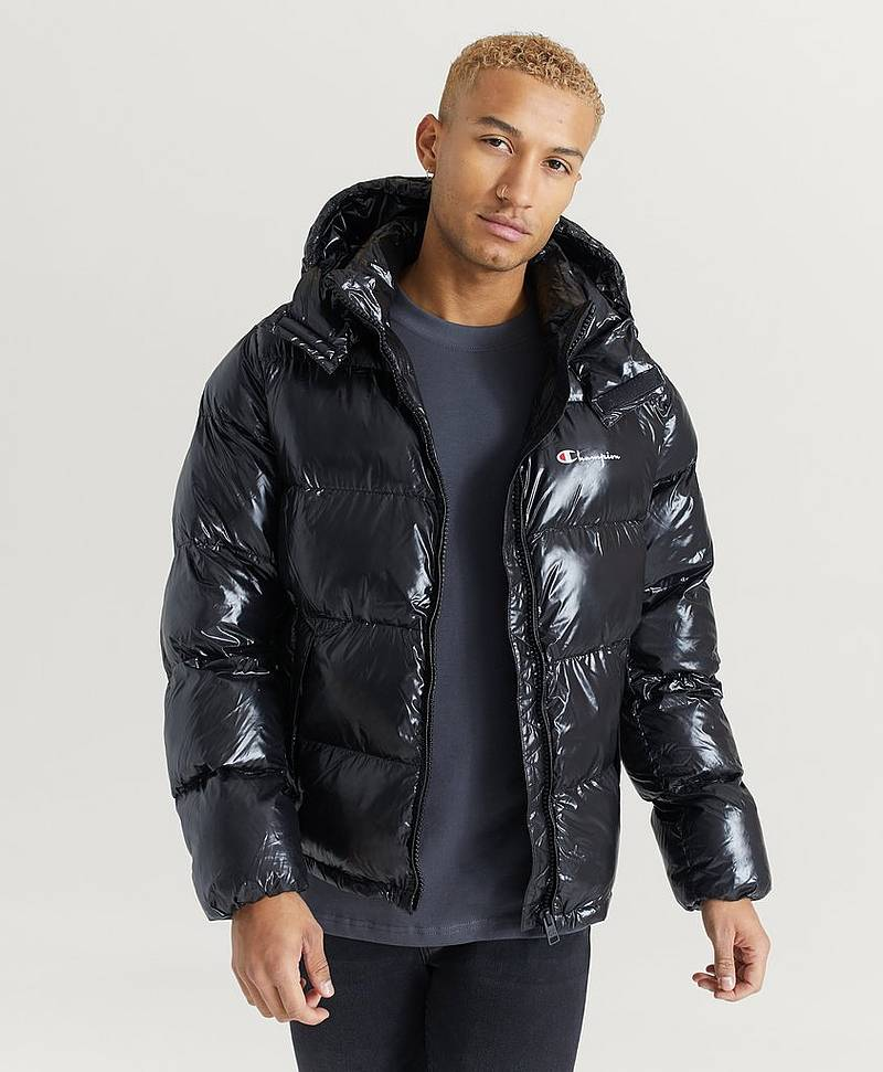 Jakke Hooded Puff Jacket
