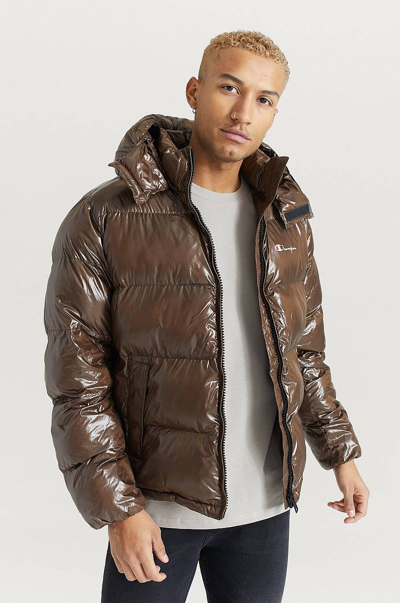 Jacka Hooded Puff Jacket