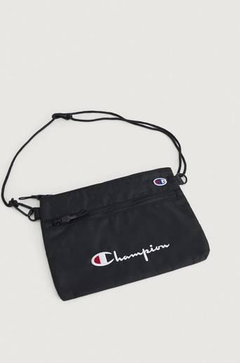 Champion Reverse Weave Axelremväska Small Shoulder Bag Blå