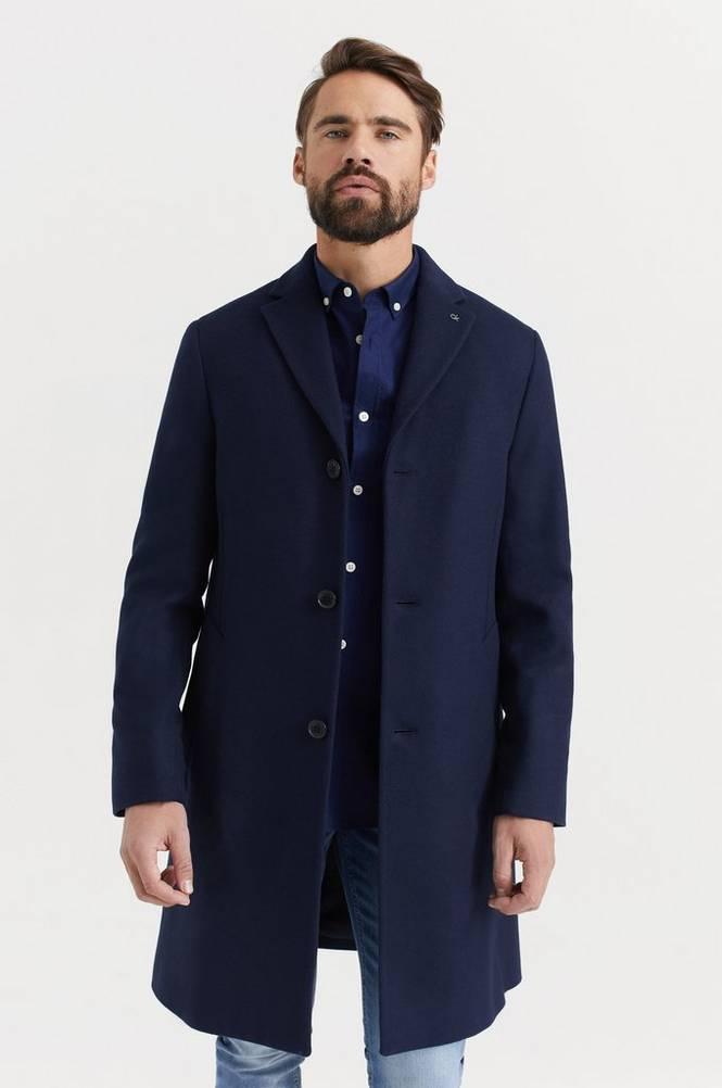 Frakke Cashmere Wool Crombie Coat