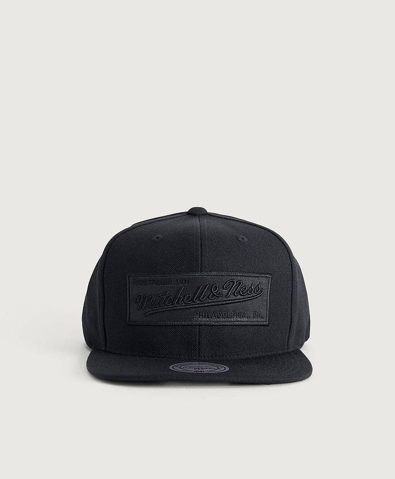 Keps Box Logo Snapback - Own brand