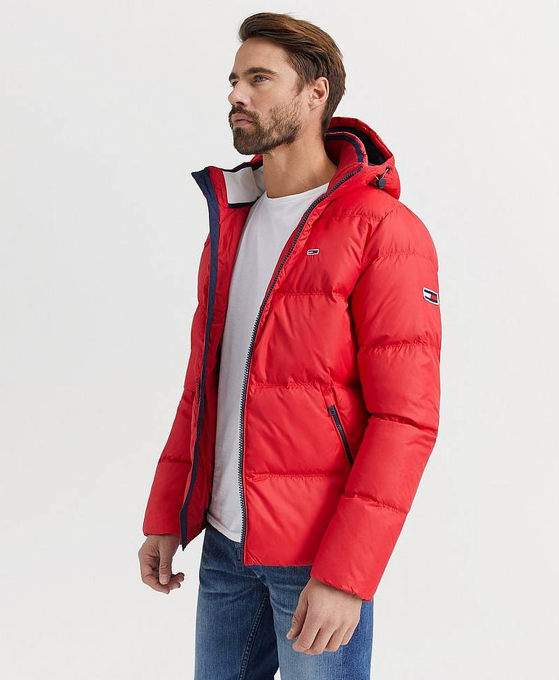 JAKKE TJM Essential Down Jacket