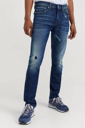 Calvin Klein Jeans Jeans CKJ 058 SLIM TAPER Blå