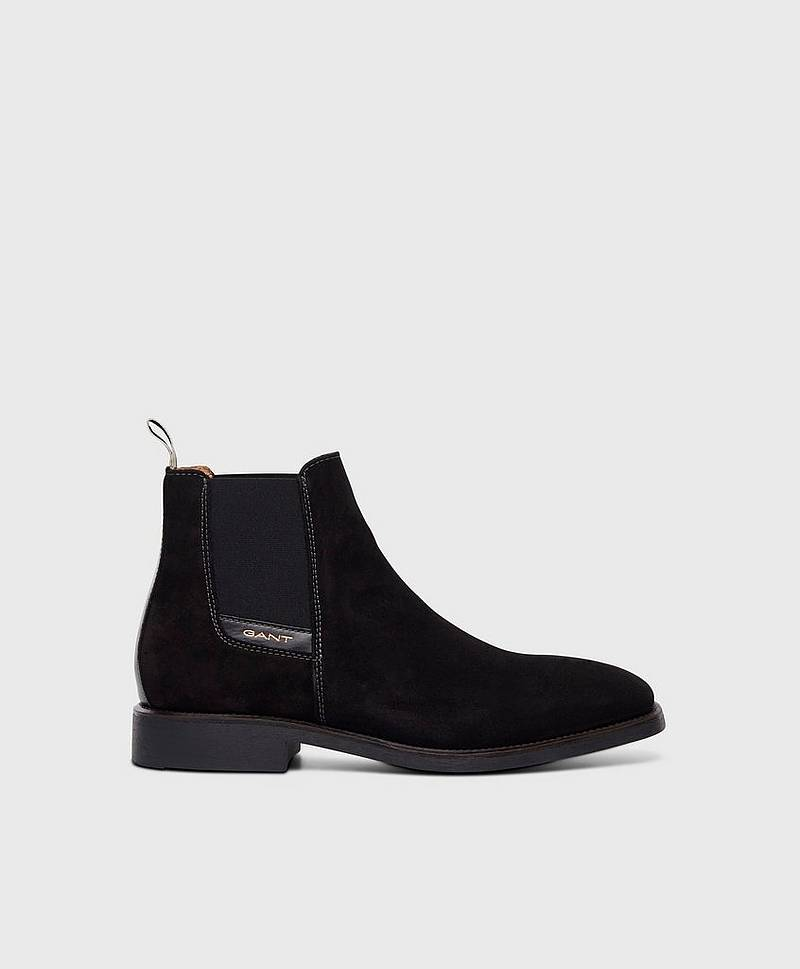 Chelseaboots James Chelsea Suede