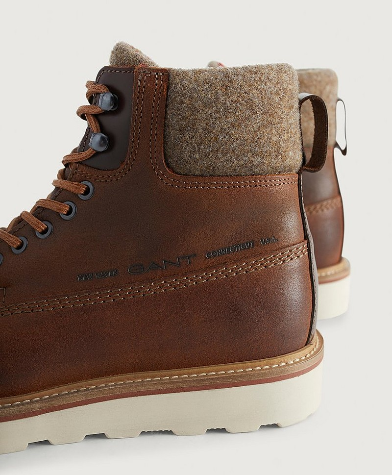 Støvler Don Mid Lace Boot
