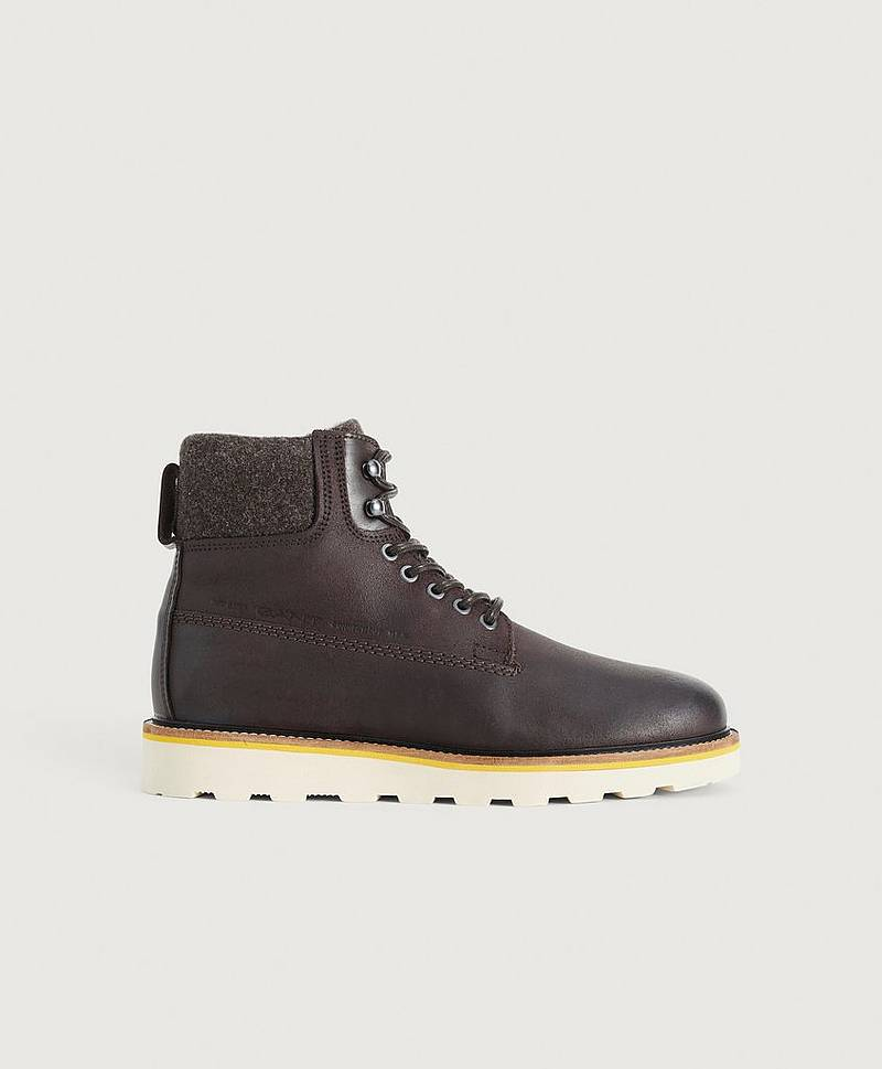 Kängor Don Mid Lace Boot