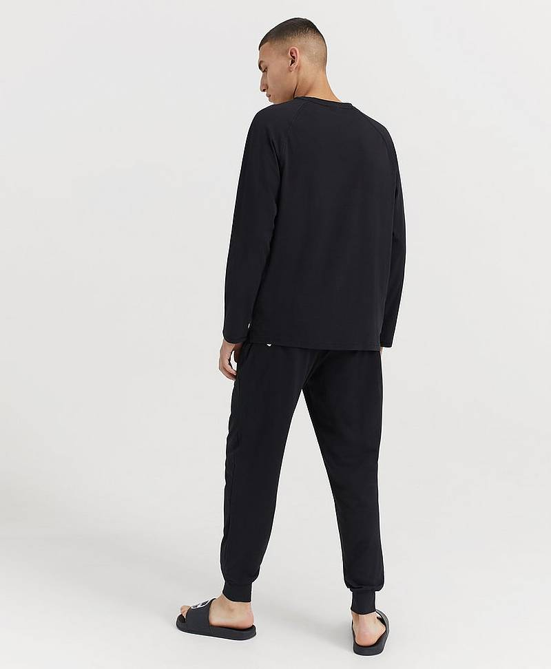 Pyjamas Knit L/S Pant Set