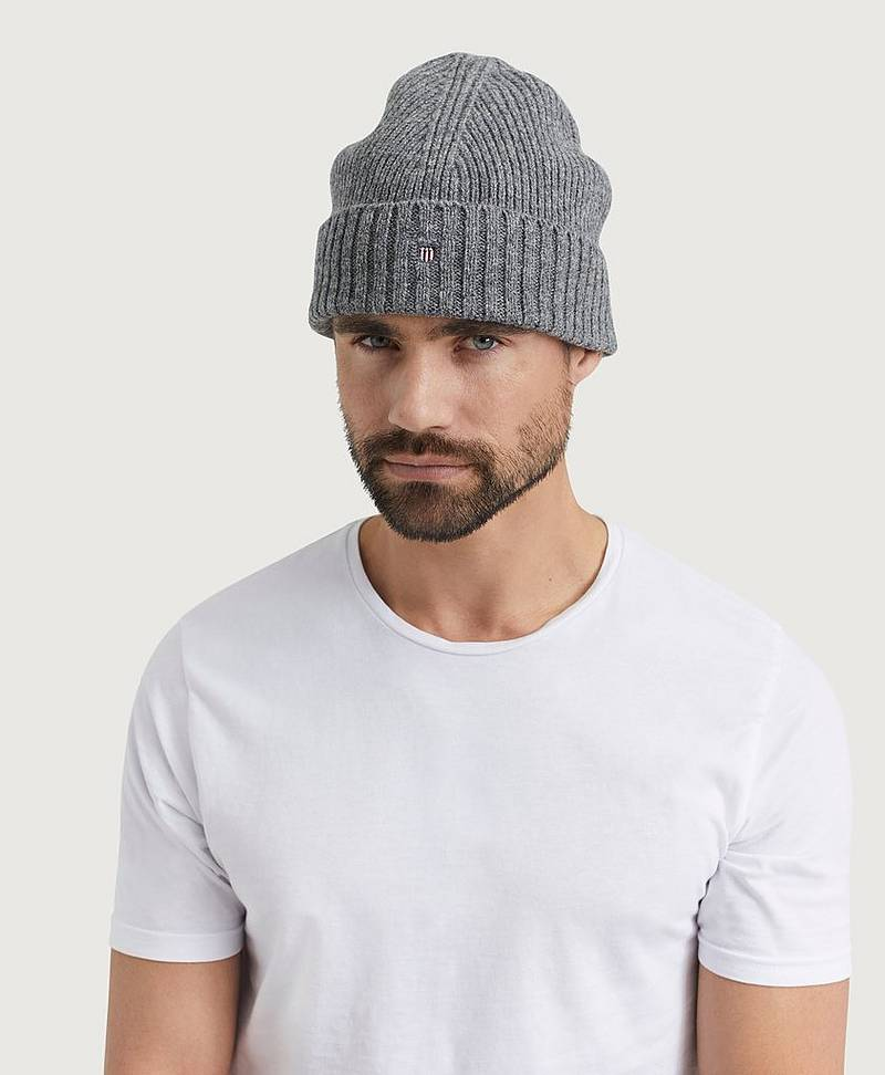 Hue Wool Lined Beanie