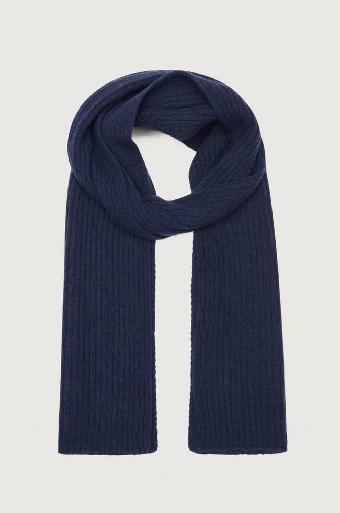 Kaulaliina D1. Wool Knit Scarf