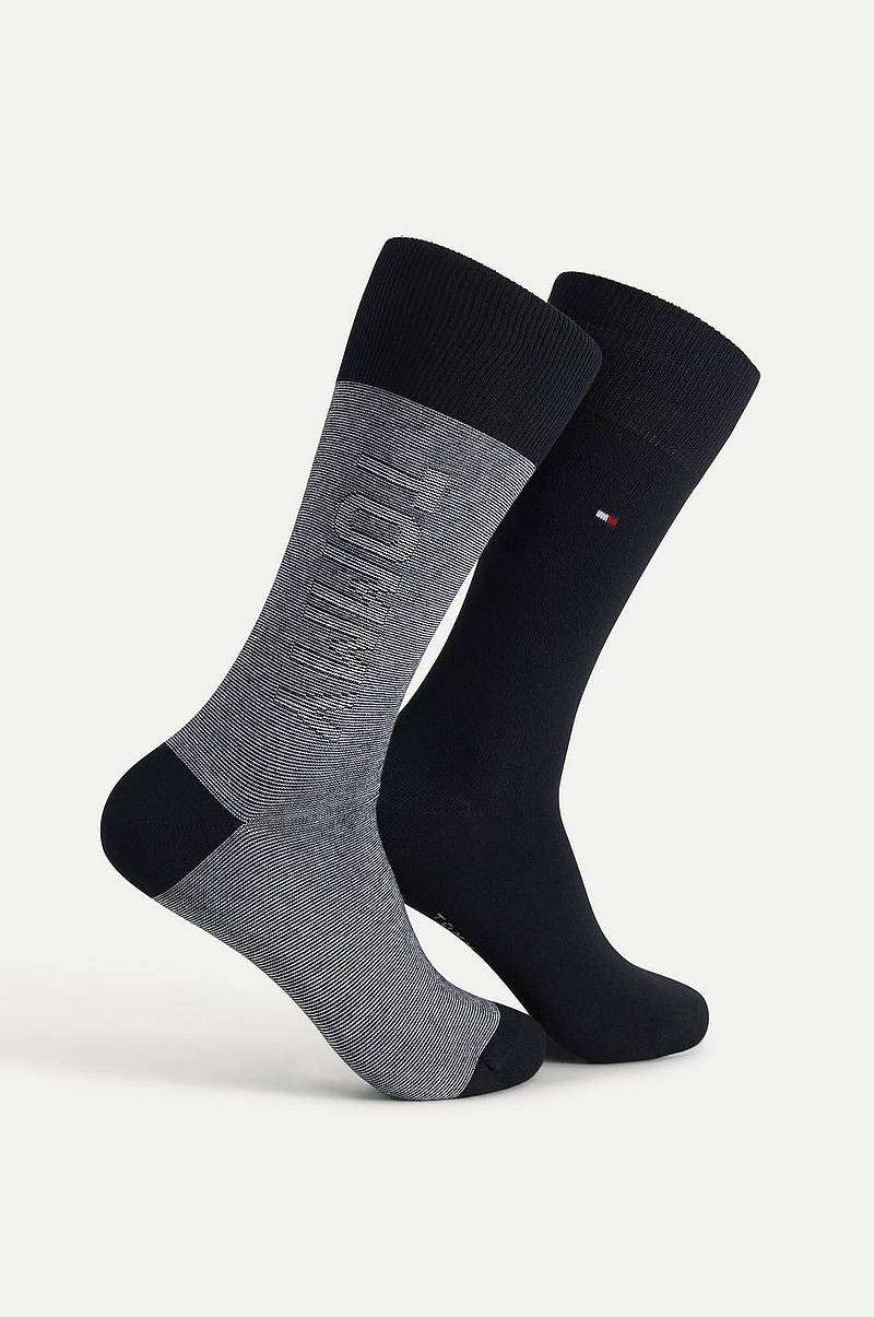Sokker TH Men Sock 2P Tommy