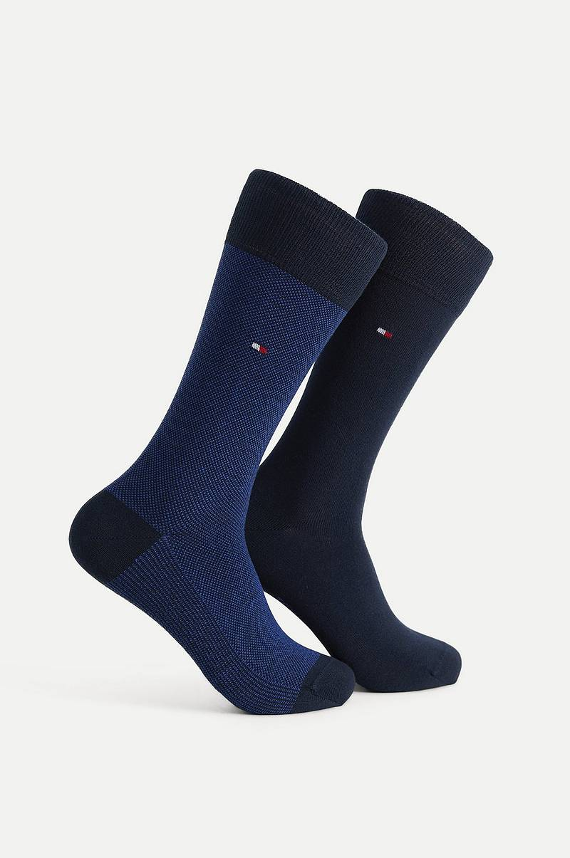 Strømper TH Men Sock 2P Bird Eye