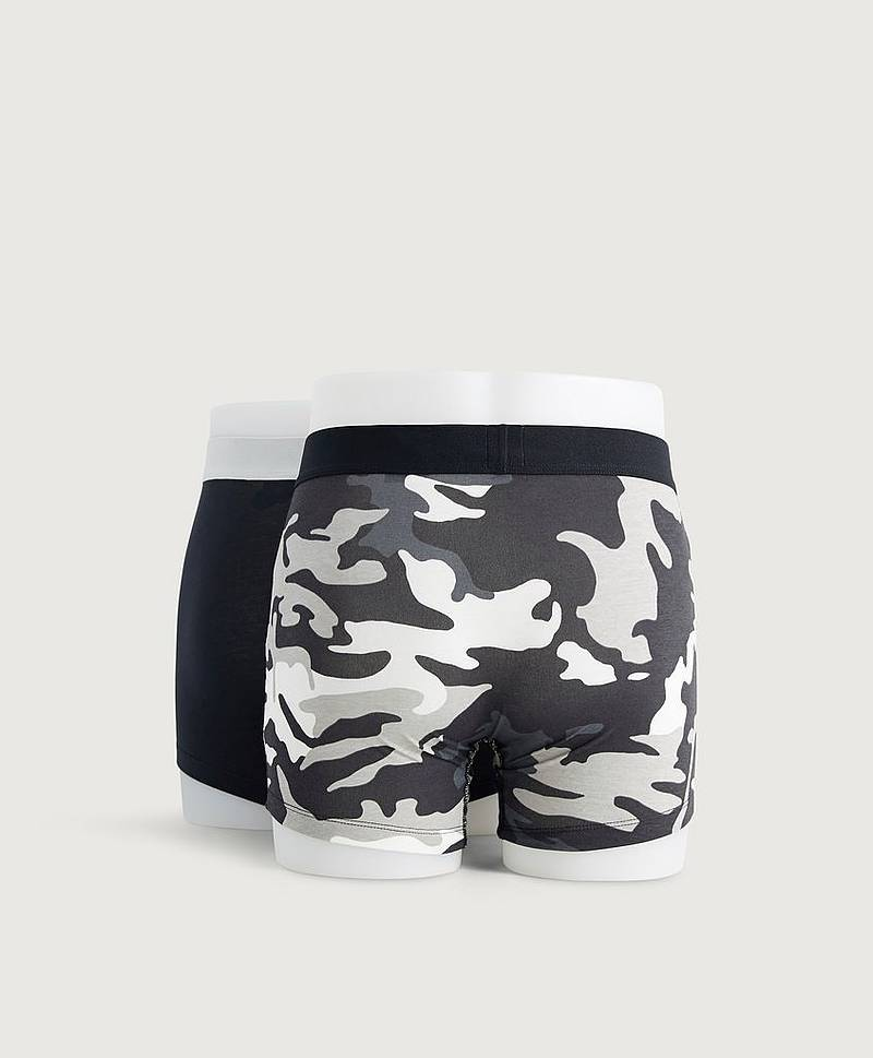 Levi's Camo Boxer Brief 2-pk