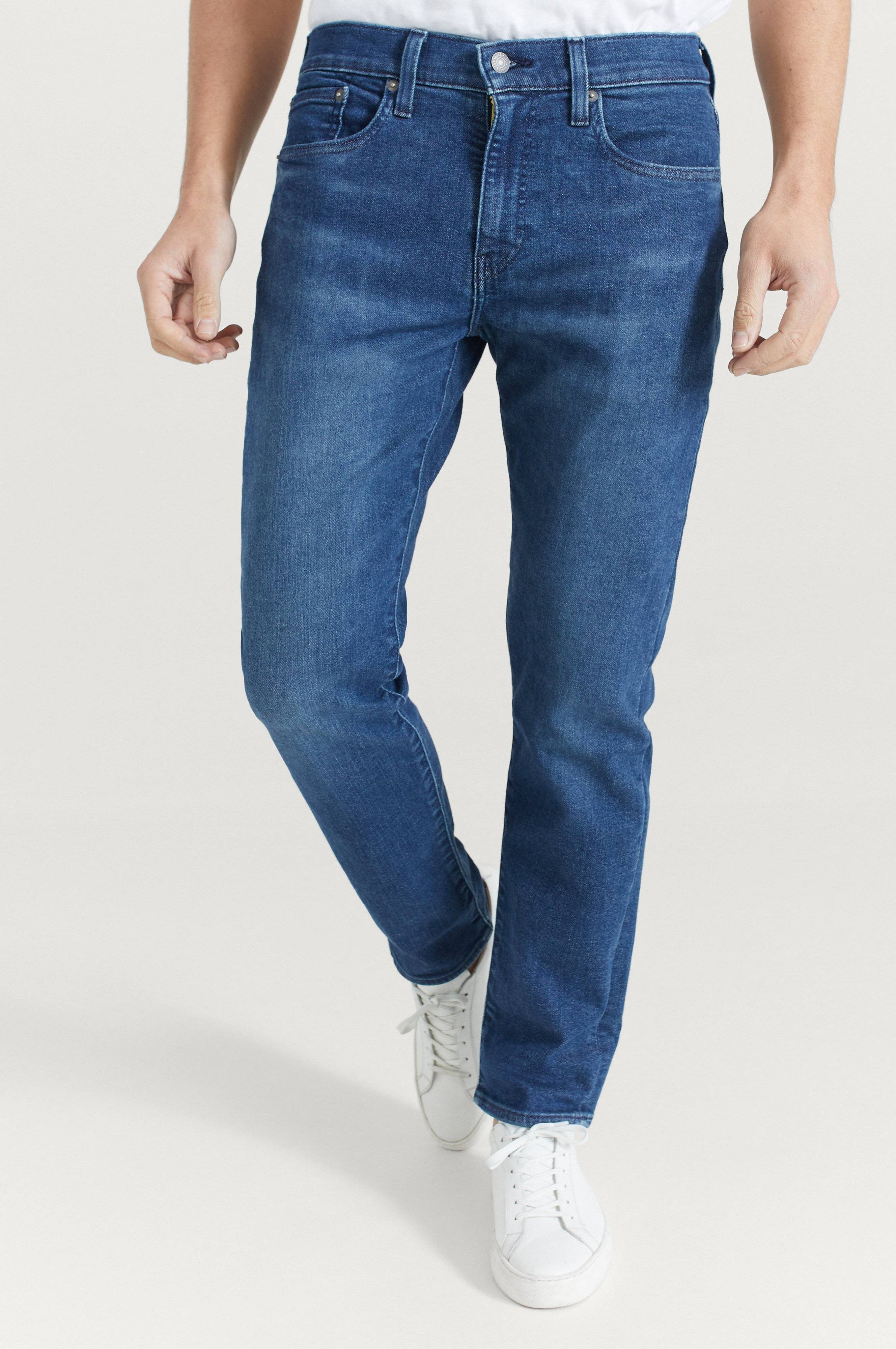 Levi's Jeans 502 Taper Nightshine X Blå