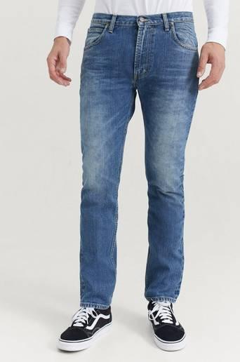 Lee Jeans 101 Rider Blå