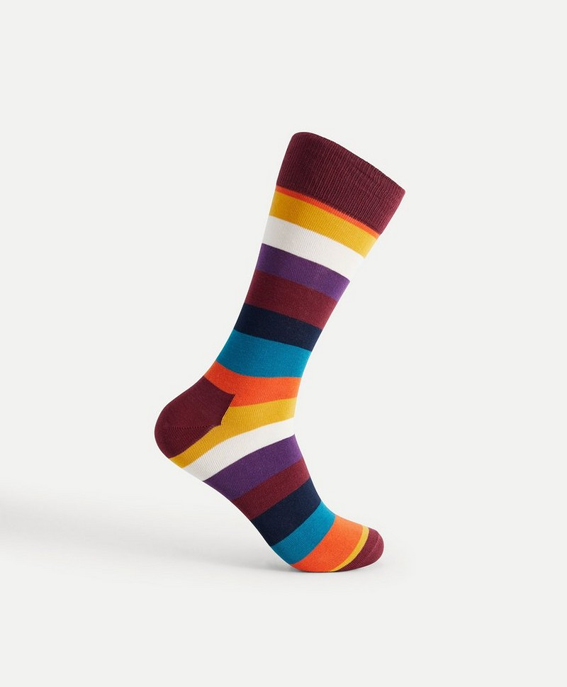Strumpor Stripe Sock