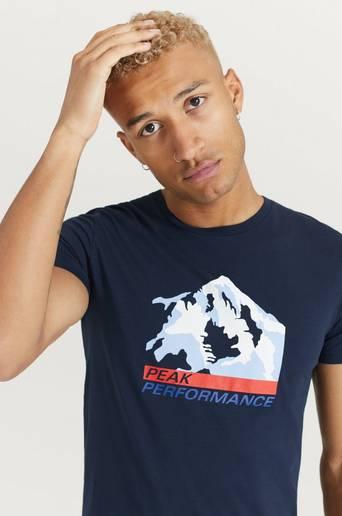 Peak Performance Hoodie Original Zip Hood Grå