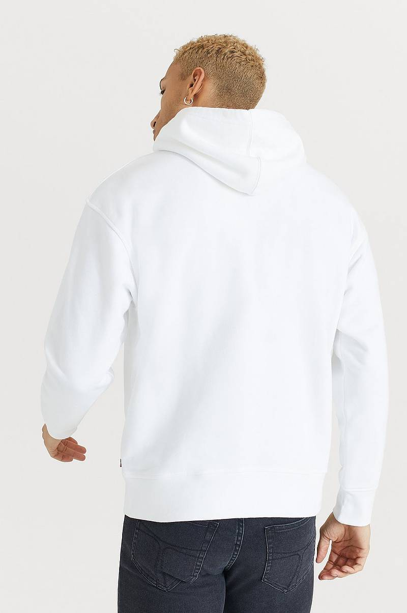 Huvtröja Relaxed Graphic Hoodie