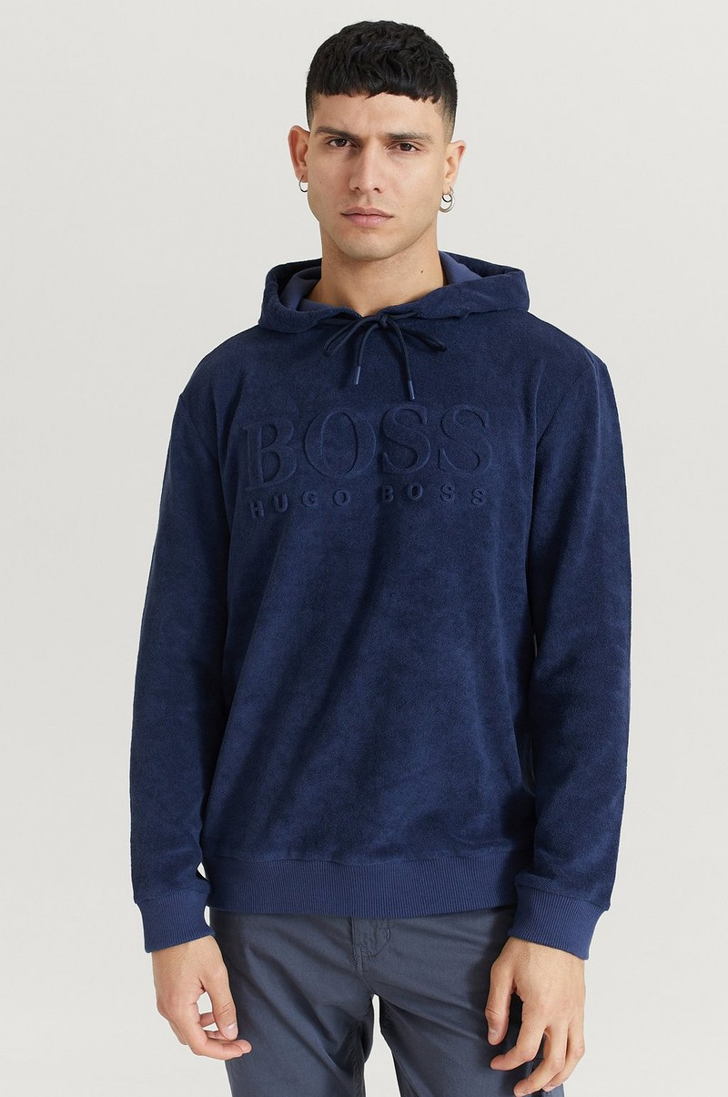 HETTEGENSER LS Shirt Hooded