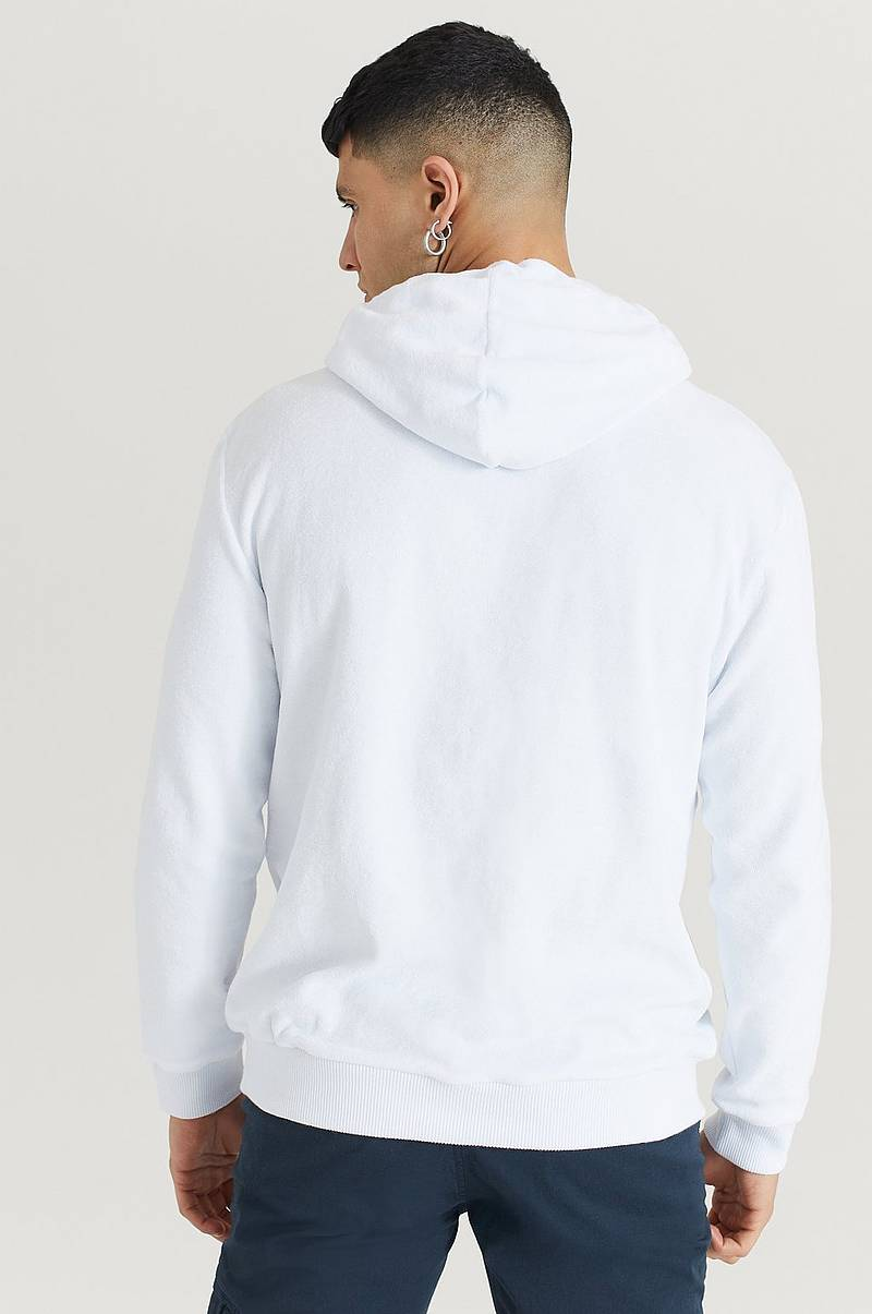HUVTRÖJA LS Shirt Hooded