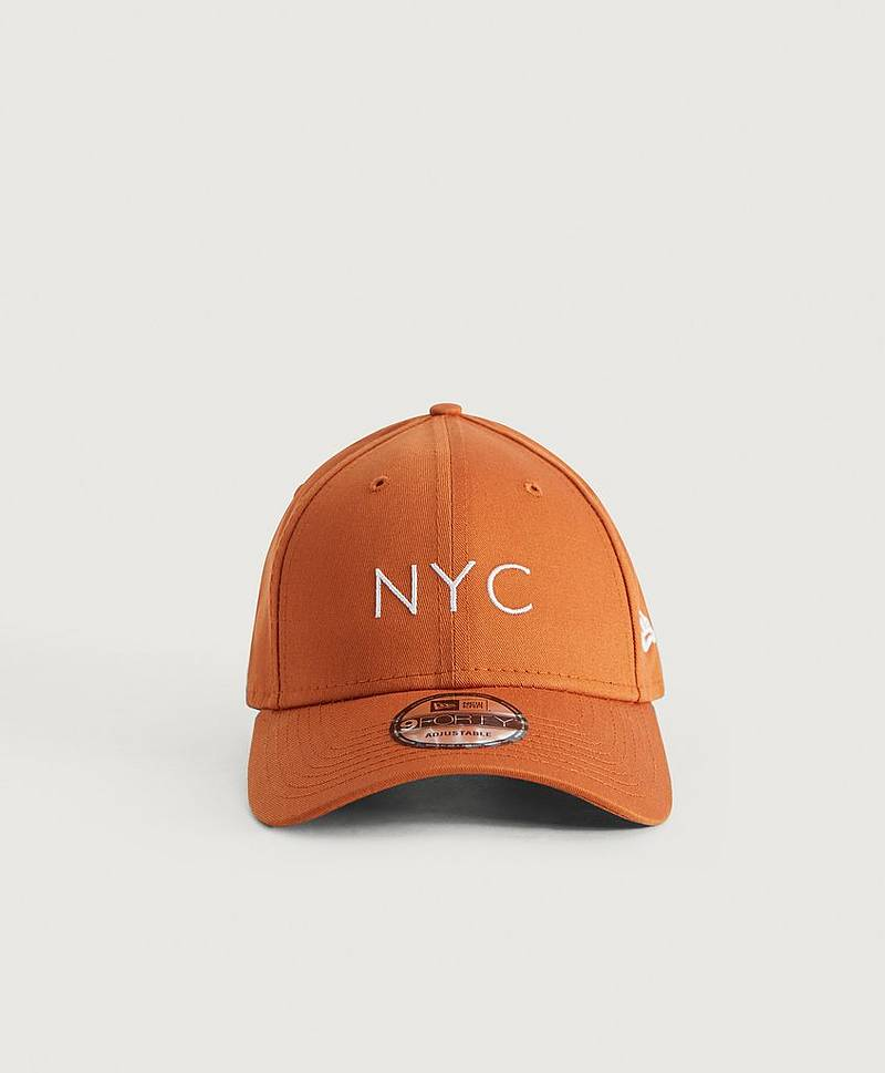 Caps NYC Seasonal 9Forty NE