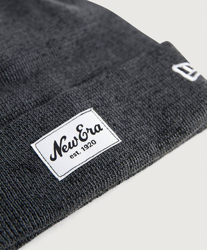 MÖSSA Patch Knit Cuff NE
