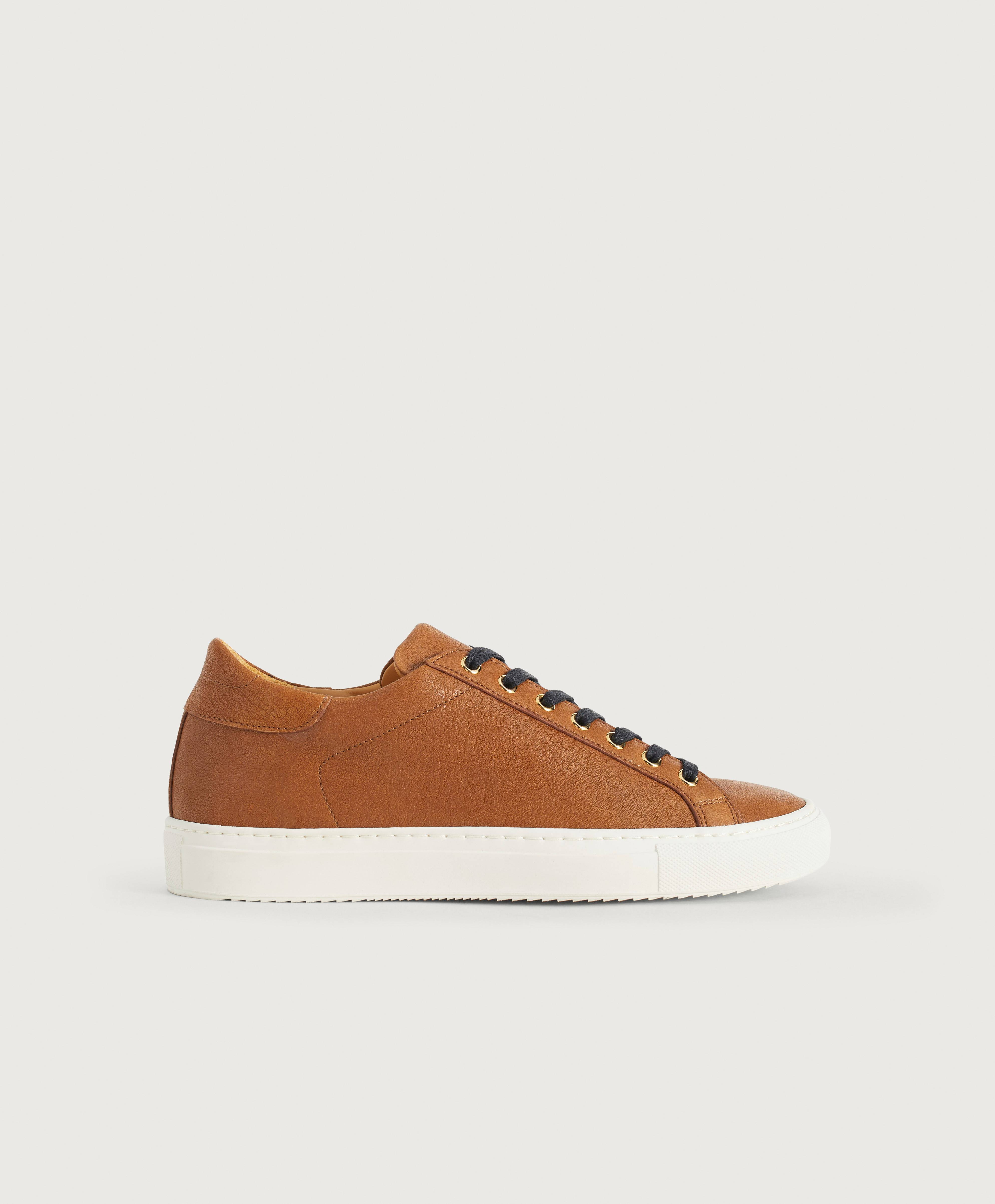 Sandays Wingfield Leather Brun